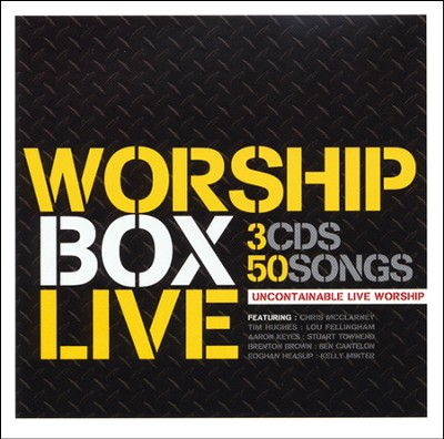 Worship Box Live 3 CD Set   -     By: Various Artists