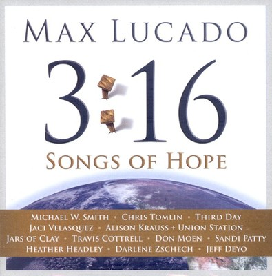 3:16 Songs of Hope CD   -     By: Various Artists