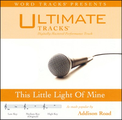 This Little Light Of Mine  [Music Download] -     By: Addison Road
