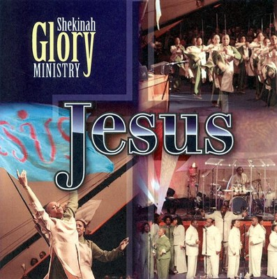 Jesus, 2 CDs   -     By: Shekinah Glory Ministry
