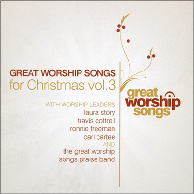 Great Worship Songs for Christmas, Volume 3   -     By: Great Worship Songs Praise Band
