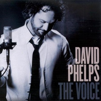 The Voice CD   -     By: David Phelps