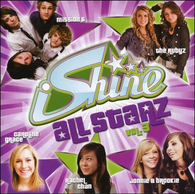 All Starz CD  -     By: iShine