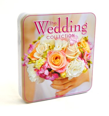Wedding Collection Tin (3 CD Set)   -