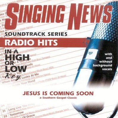 Jesus Is Coming Soon, Accompaniment CD   -