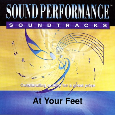 At Your Feet, Acc CD   -     By: Casting Crowns