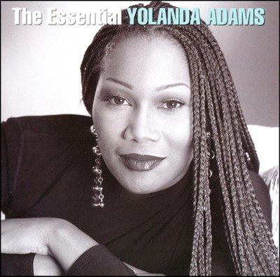 The Essential Yolanda Adams (2 CD's)   -     By: Yolanda Adams