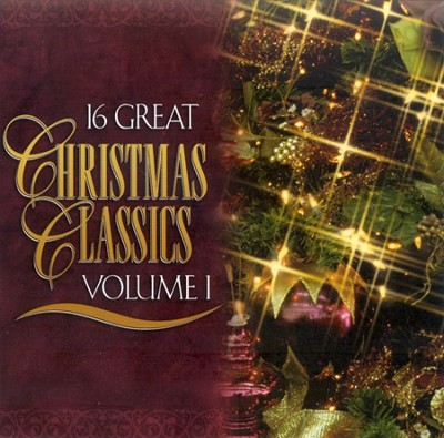 16 Great Christmas Classics CD   -