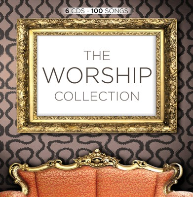 The Worship Collection--6-CD Set    -     By: Various Artists