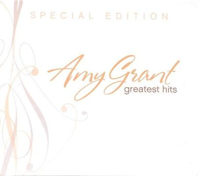 Greatest Hits, Special Edition CD/DVD   -     By: Amy Grant