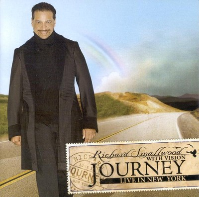 Journey: Live in New York CD   -     By: Richard Smallwood