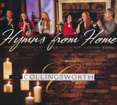 Hymns from Home   -     By: The Collingsworth Family