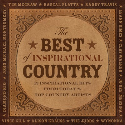 The Best Of Inspirational Country   -