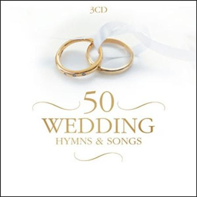 50 Wedding Hymns & Songs (3 CD Set)   -