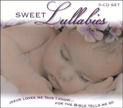 Sweet Lullabies (3 CD Set)   -