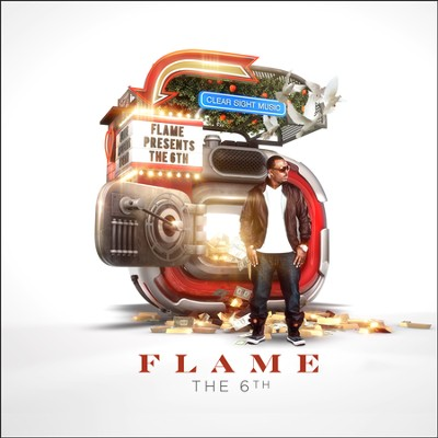 The 6th, CD   -     By: Flame