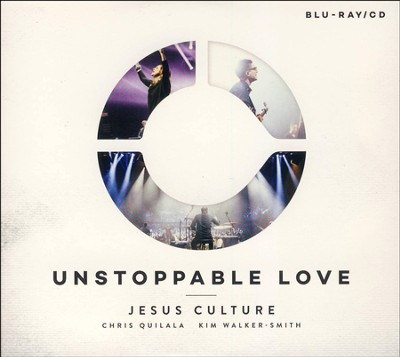 Unstoppable Love CD/Blu-ray Combo  -     By: Jesus Culture