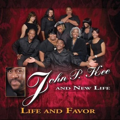 Life and Favor (remix)  [Music Download] -     By: John P. Kee, New Life