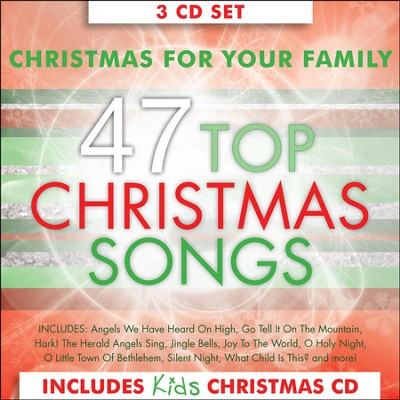 Christmas for Your Family--3-CD Set   -     By: Various Artists
