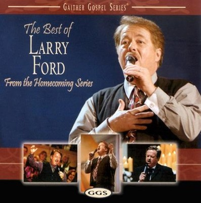 The Best of Larry Ford CD   -     By: Larry Ford