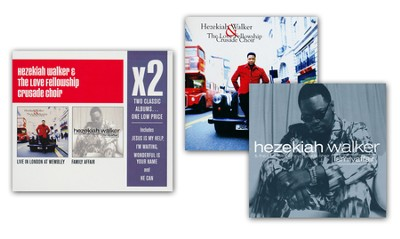 Live In London/Family Affair   -     By: Hezekiah Walker