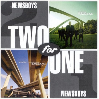Adoration/Devotion CD   -     By: Newsboys