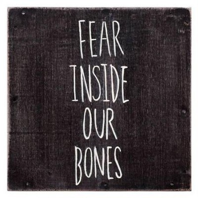 Fear Inside Our Bones   -     By: The Almost