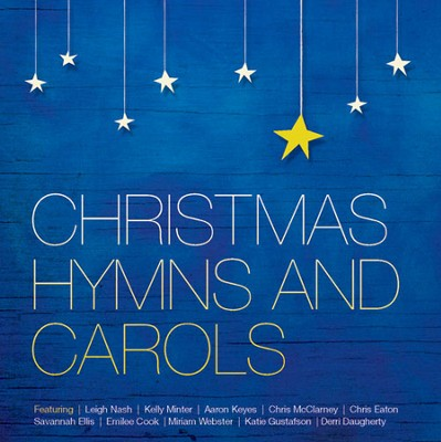 Christmas Hymns & Carols   -