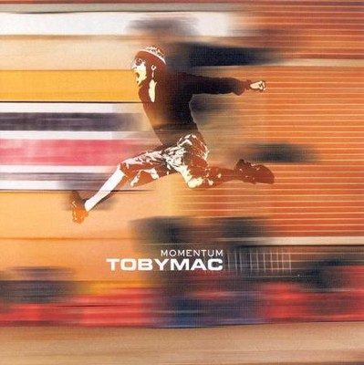 Momentum, Compact Disc (CD)   -     By: TobyMac