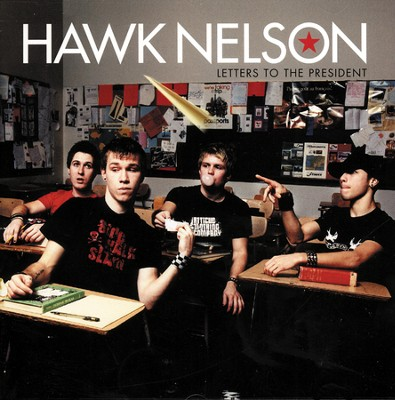 Letters to the President, Expanded Edition CD   -     By: Hawk Nelson