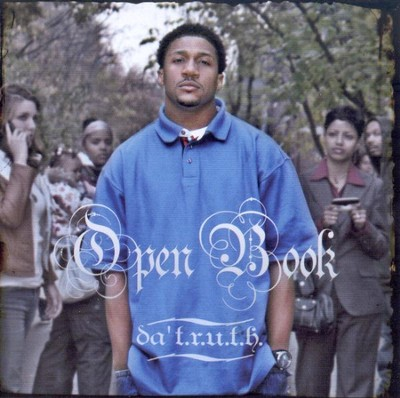 Open Book CD   -     By: Da' TRUTH