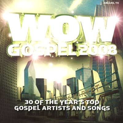 WOW Gospel 2008 CD   -