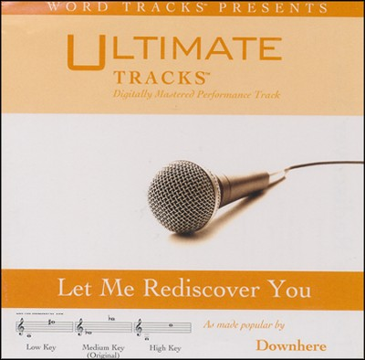 Let Me Rediscover You (Demonstration Version)  [Music Download] -