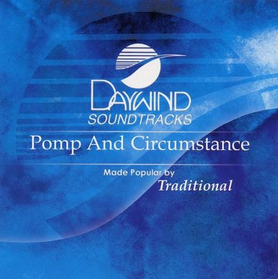 Pomp and Circumstance, Accompaniment CD   -