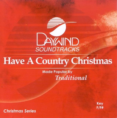 Have A Country Christmas, Accompaniment CD   -     By: The Cumberland Quartet