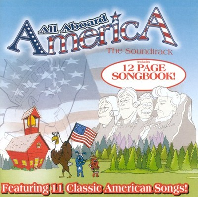 All Aboard America Sing-A-Long Soundtrack   -