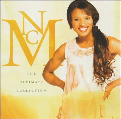 The Ultimate Collection CD   -     By: Nicole C. Mullen