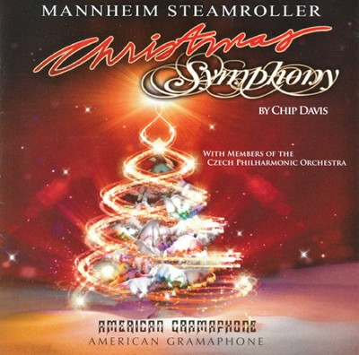Christmas Symphony   -     By: Mannheim Steamroller