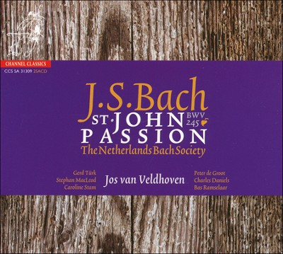 St. John Passion   -     By: Bach