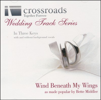 Wind Beneath My Wings, Acc CD   -     By: Bette Midler