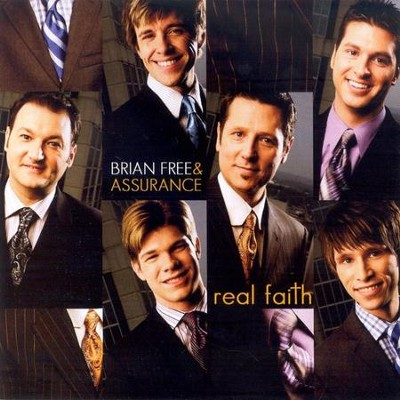 Real Faith CD   -     By: Brian Free & Assurance