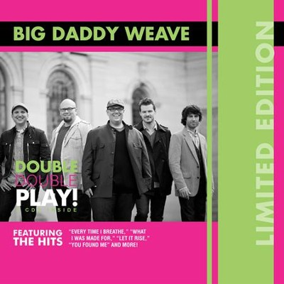 Every Time I Breathe/What I Was Made For CD  -     By: Big Daddy Weave