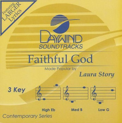 Faithful God   -     By: Laura Story