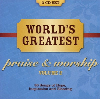 World's Greatest Praise And Worship Songs Vol. 2  [Music Download] -     By: Maranatha Band