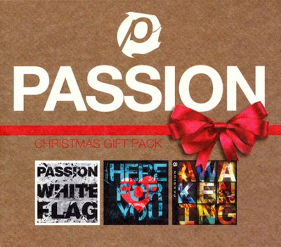 Passion 3 CD Gift Set   -     By: Passion