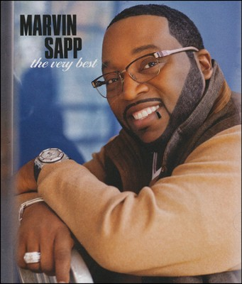 Marvin Sapp: The Very Best DVD   -     By: Marvin Sapp