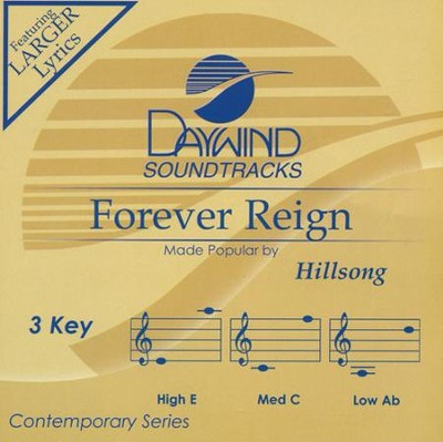 Forever Reign, Acc CD   -     By: Hillsong