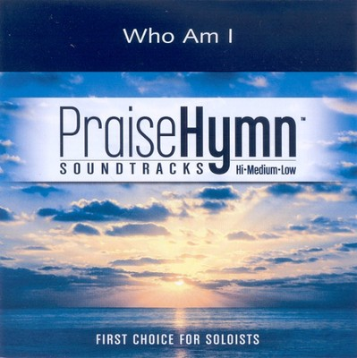 Who Am I, Accompaniment CD   -     By: Casting Crowns
