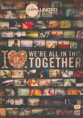 We're All in This Together--CD/DVD   -     By: Hillsong UNITED