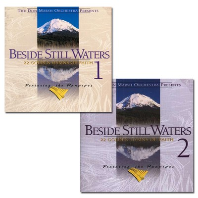 Beside Still Waters 2 CD Pk   -     By: The Don Marsh Orchestra